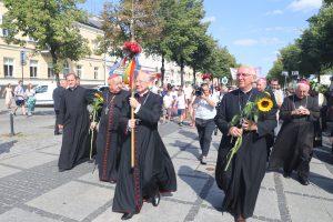 Podziękowanie Abpa Marka Jędraszewskiego dla pielgrzymów i wiernych