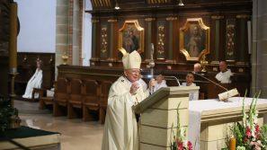 Abp Jędraszewski: Maryja żyła Bożym słowem