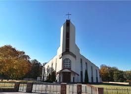 Poświęcenie kościoła w Koniecpolu