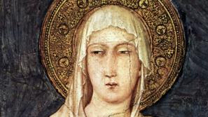 Uroczystość św. Klary w kościele sióstr klarysek