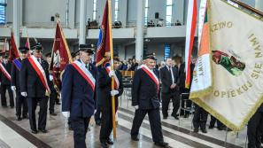 XVII Ogólnopolska Pielgrzymka Kolejarzy w Krakowie-Łagiewnikach
