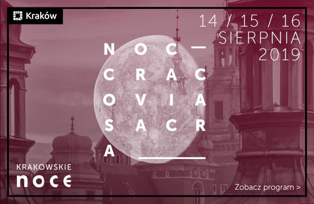 Msza św. na inaugurację Nocy Cracovia Sacra 2019