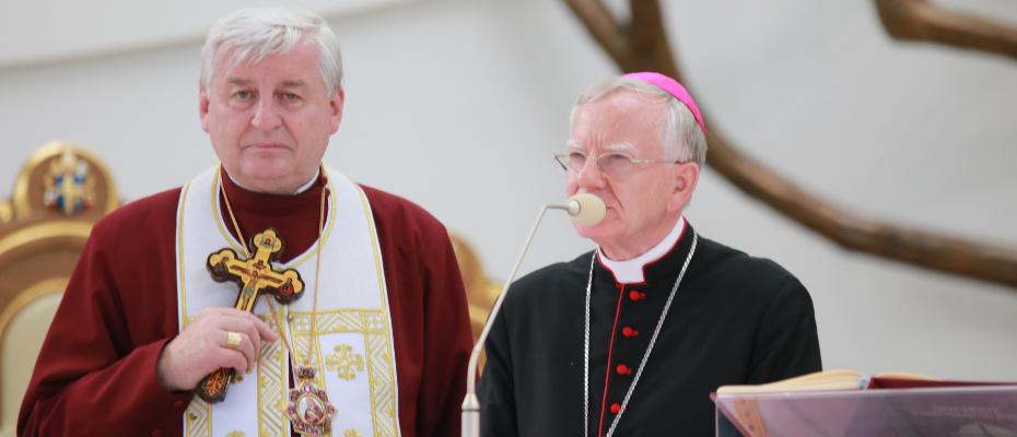 Kościół greckokatolicki na Węgrzech i Słowacji popiera metropolitę krakowskiego
