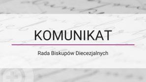 Komunikat Biskupów o ochronie dzieci przed seksualizacją i relacjach polsko-ukraińskich