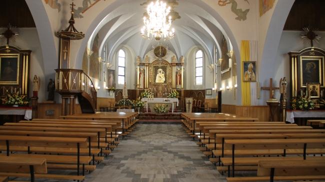 Msza św. z okazji XXI Dożynek Województwa Małopolskiego