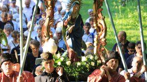 Maryja Matką naszej wiary – inauguracja odpustu w Kalwarii Zebrzydowskiej