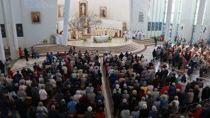 Nabór do chóru w Sanktuarium Bożego Miłosierdzia w Łagiewnikach