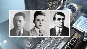 Naukowcy zaangażowani w złamanie kodu Enigmy zostali upamiętnieni w Panteonie Narodowym