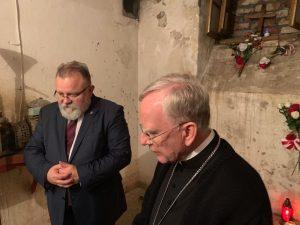 """""""(…) by codzienność nabrała właściwego kształtu"""" – modlitwa o beatyfikację Arcybiskupa  Antoniego Baraniaka"""