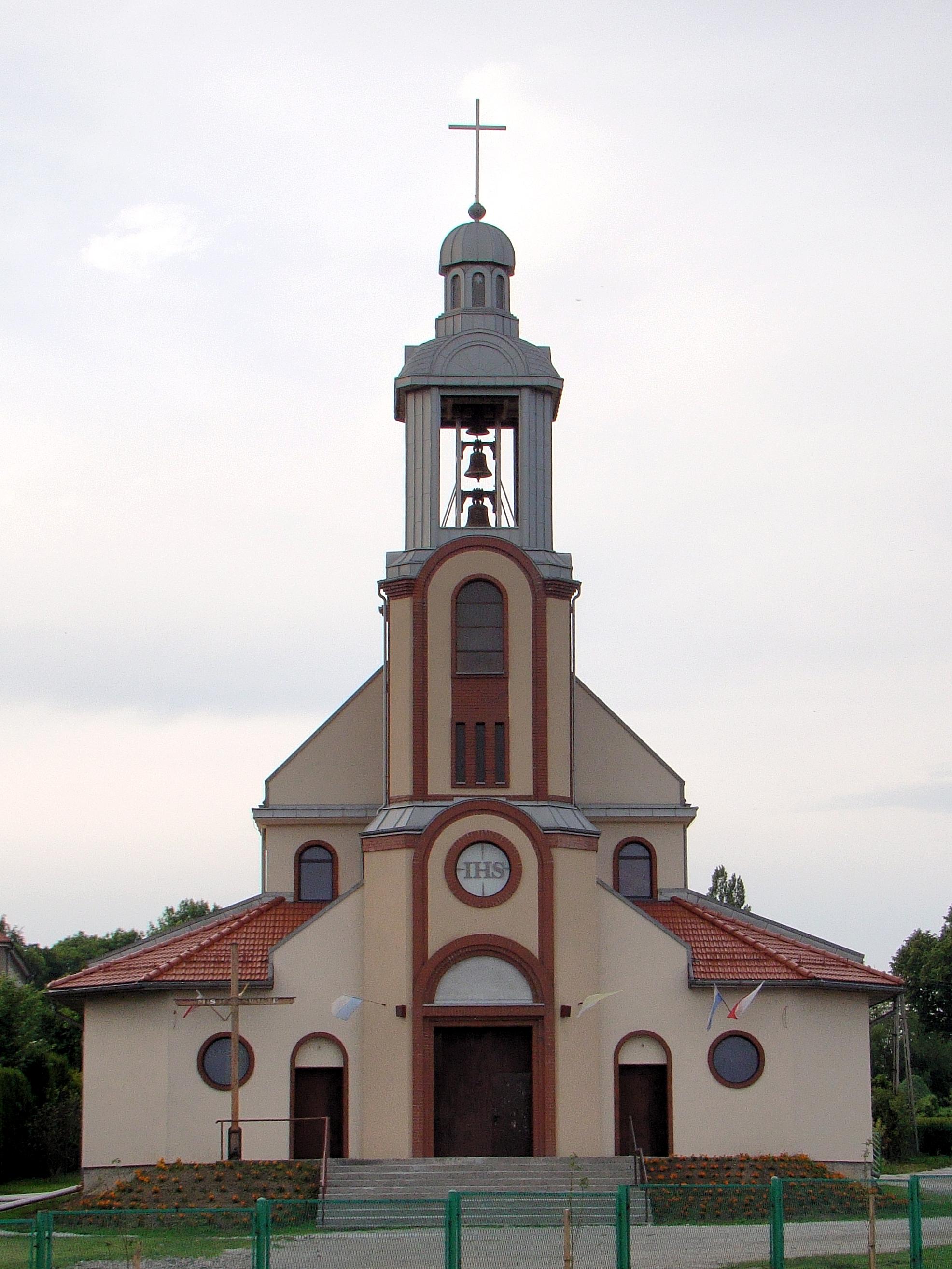 Wizytacja w Parafii pw. Matki Bożej Wspomożenia Wiernych w Prusach