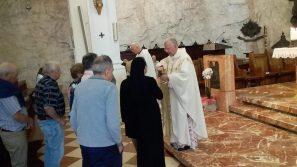 """Abp Jędraszewski w Sanktuarium Madonna della Corona: """"Żeby móc zrozumieć, do czego zdolny jest człowiek w swym bezgranicznym oddaniu się złu – trzeba było zobaczyć ciało Chrystusa."""""""