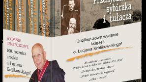100. urodziny o. Łucjana Królikowskiego