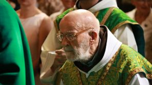 Piękno życia kapłańskiego i zakonnego – jubileusz 70-lecia życia zakonnego o. Józefa Wawro OFM.