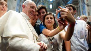 Franciszek do młodych Polaków: nie lękajcie się iść za głosem Chrystusa!