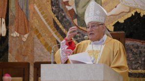 Eucharystia jest pokarmem dla człowieka spragnionego prawdy i wolności