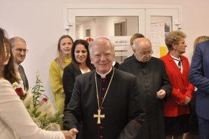Przystań dobroci i miłości–  otwarcie nowej siedziby Stacji Opieki Caritas w Myślenicach