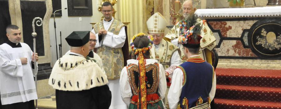 Abp Jędraszewski na 100-lecie AGH: Wierzyć w Boga i myśleć, jak się należy
