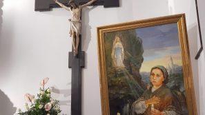 Krakowska kaplica św. Bernadetty Soubirous