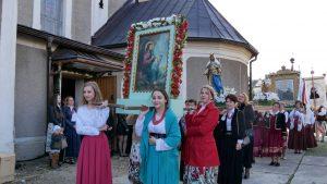 Bronić ludzkiej godności. Msza św. w 250-lecie poświęcenia kościoła w parafii św. Łukasza Ewangelisty w Lipnicy Wielkiej