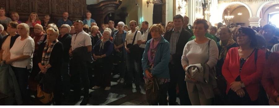 XXVII Pielgrzymka Duszpasterstwa Trzeźwości Archidiecezji Krakowskiej