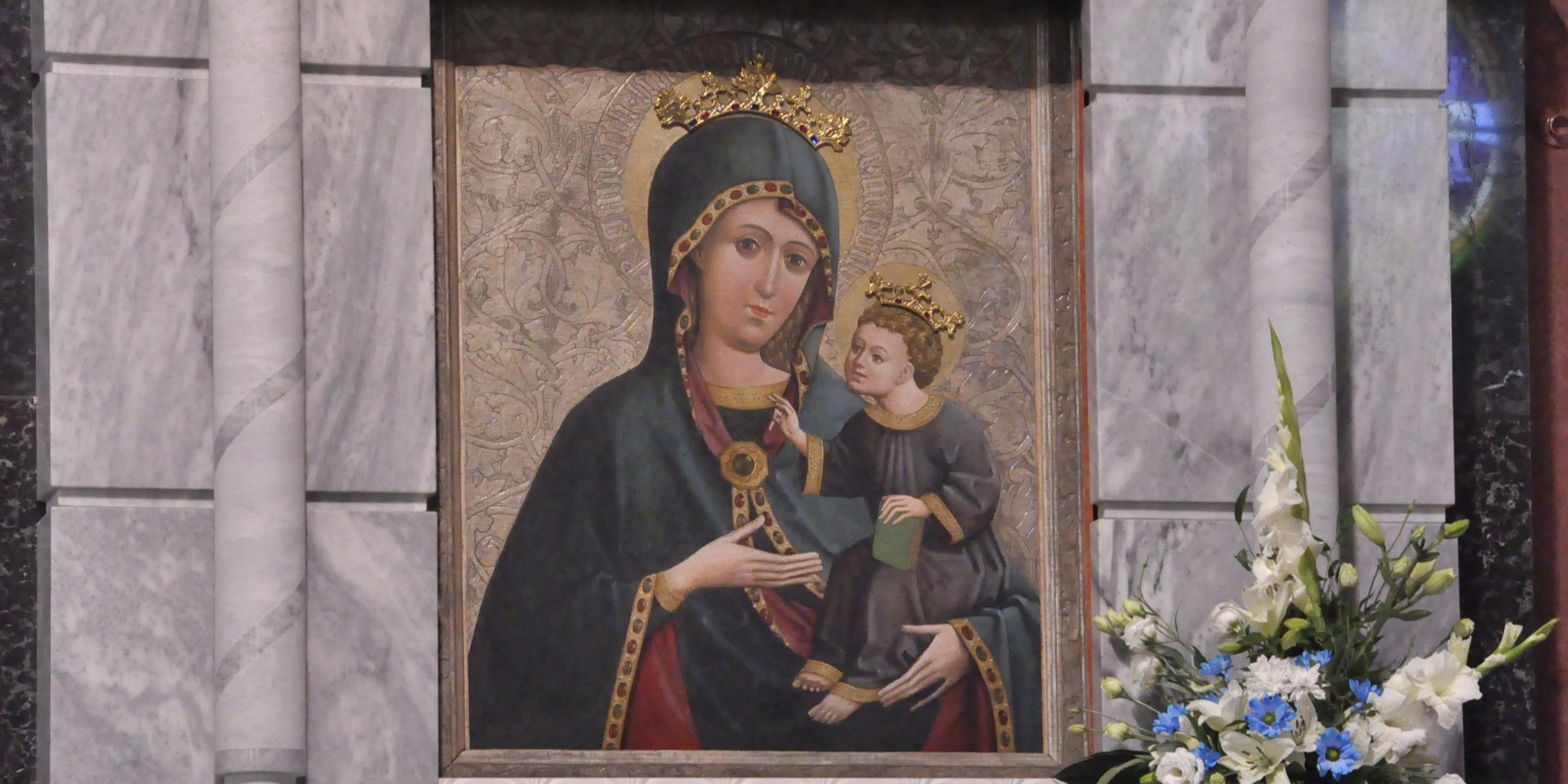 Matka Boża Płaszowska – ta, która daje nadzieję