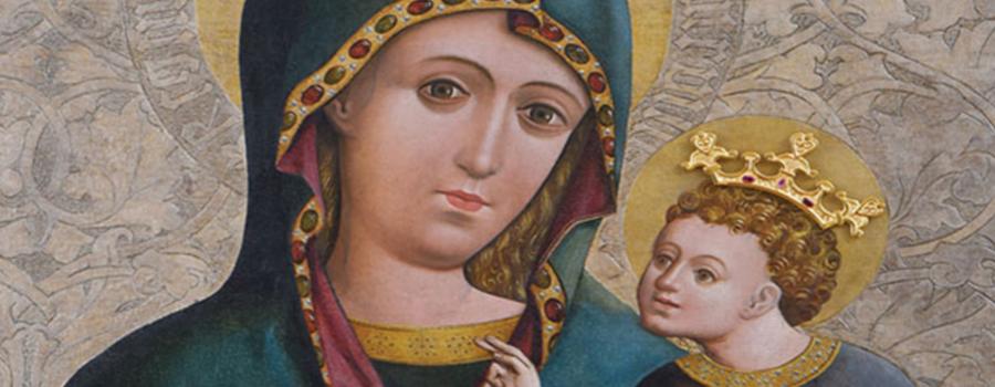 Parafialny kościół w Płaszowie Diecezjalnym Sanktuarium Błogosławionego Macierzyństwa Matki Bożej