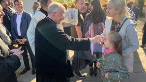 Abp Marek Jędraszewski przed uroczystością Wszystkich Świętych: Życie to bieg w stronę Chrystusa