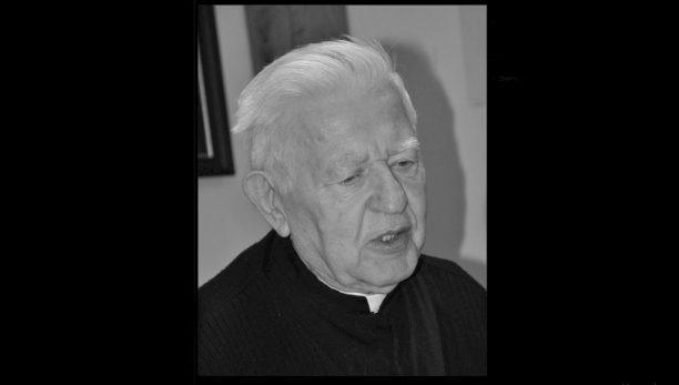 Zmarł o. dr Niward Stanisław Karsznia OCist – budowniczy i pierwszy proboszcz parafii pw. Matki Bożej Częstochowskiej w Krakowie – os. Szklane Domy