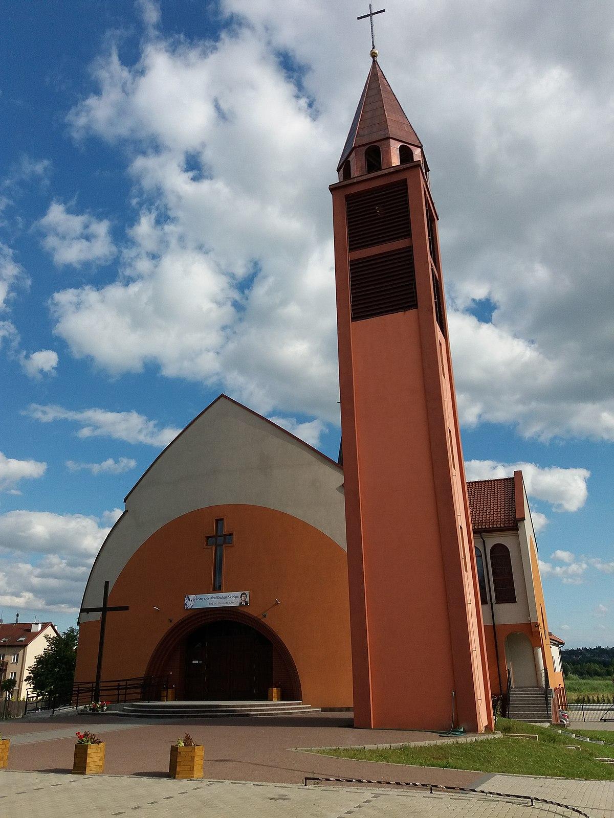 Bierzmowanie w parafii św. Rafała Kalinowskiego oraz poświęcenie organów i witraży