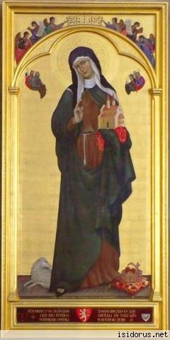 30 lecie Kanonizacji św. Agnieszki Czeskiej