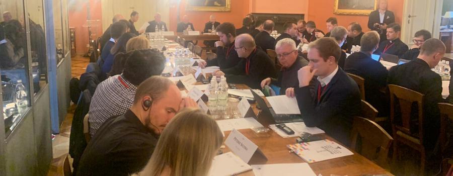 Spotkanie delegatów CCEE w Krakowie: Kościół chce słyszeć głos młodych