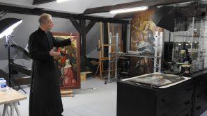 Ocalić od zapomnienia – pracownia konserwatorska bazyliki Mariackiej