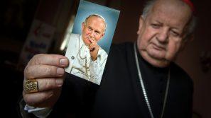 Stawisza uczciła św. Jana Pawła II