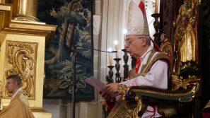 Kard. Dominique Mamberti na Wawelu: Kościół jest żywym znakiem Bożego pokoju