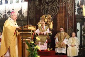 Abp Marek Jędraszewski: kryterium niepodległości Polski stanowi obecność nuncjusza apostolskiego w naszym kraju