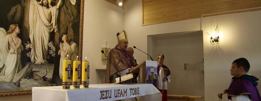 Bp Janusz Mastalski: Jest jeszcze czas na zmianę swojego życia