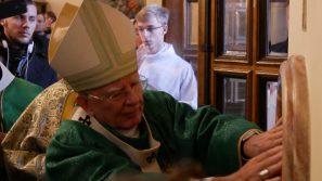 Abp Marek Jędraszewski: Każda świątynia jest zapowiedzią niebiańskiego Kościoła