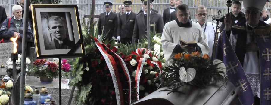 Bp Janusz Mastalski o śp. ks. Jacku Pietruszce: podążał drogą Jezusową