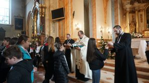 Siła wspólnoty zanurzonej w Chrystusie – Rejonowe Spotkanie Młodych w Wadowicach