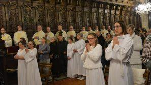 Konsekracja dziewic w katedrze na Wawelu