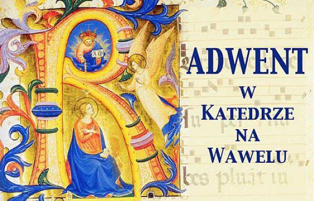 Roraty w Katedrze na Wawelu