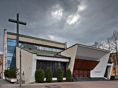 Wizytacja kanoniczna  w parafii Niepokalanego Poczęcia NMP, Kraków – Azory