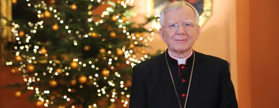 Życzenia Arcybiskupa Metropolity Krakowskiego na Boże Narodzenie A.D. 2019
