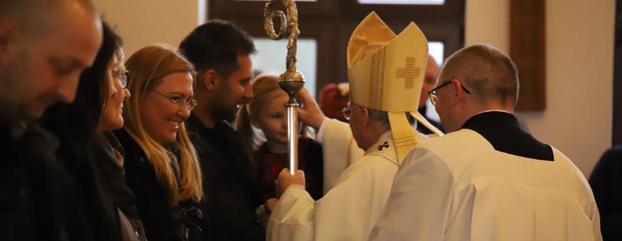 Abp Marek Jędraszewski w Uroczystość Narodzenia Pańskiego: Jezus przyszedł na świat, by uczyć nas ofiarnej miłości aż do końca