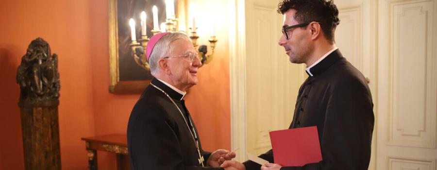 Ks. Łukasz Piórkowski został wskazany jako kandydat na dyrektora Muzeum Dom Rodzinny Ojca Świętego Jana Pawła II w Wadowicach