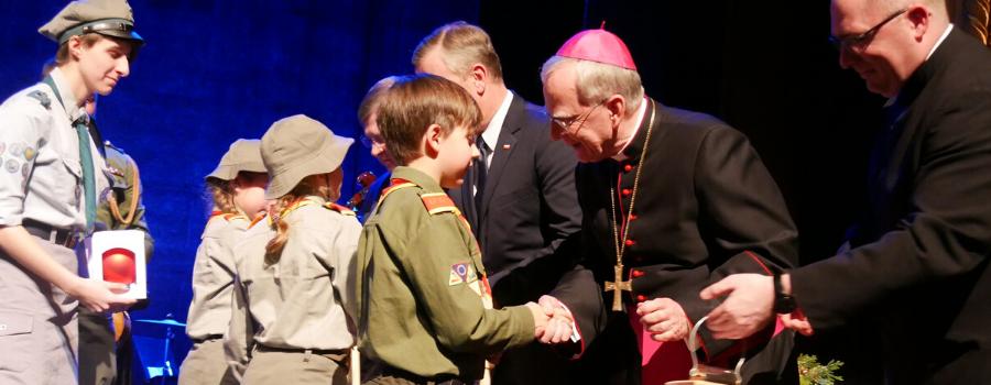 Małopolskie Spotkanie Opłatkowe: Boże Narodzenie jest każdego dnia