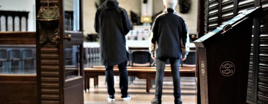 Pierwszy ofiaromat stanął w kościele w krakowskich Mistrzejowicach