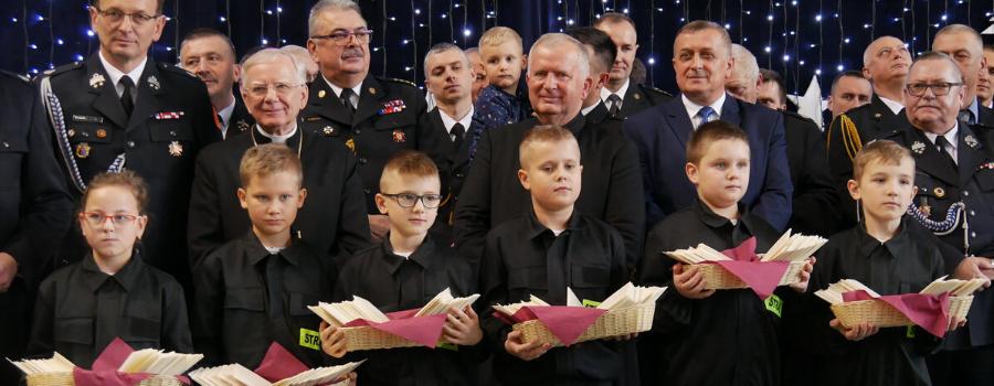 Abp Marek Jędraszewski do strażaków: bierzcie przykład ze Świętej Rodziny i betlejemskich pasterzy