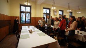 Krakowscy studenci spacerowali śladami Karola Wojtyły