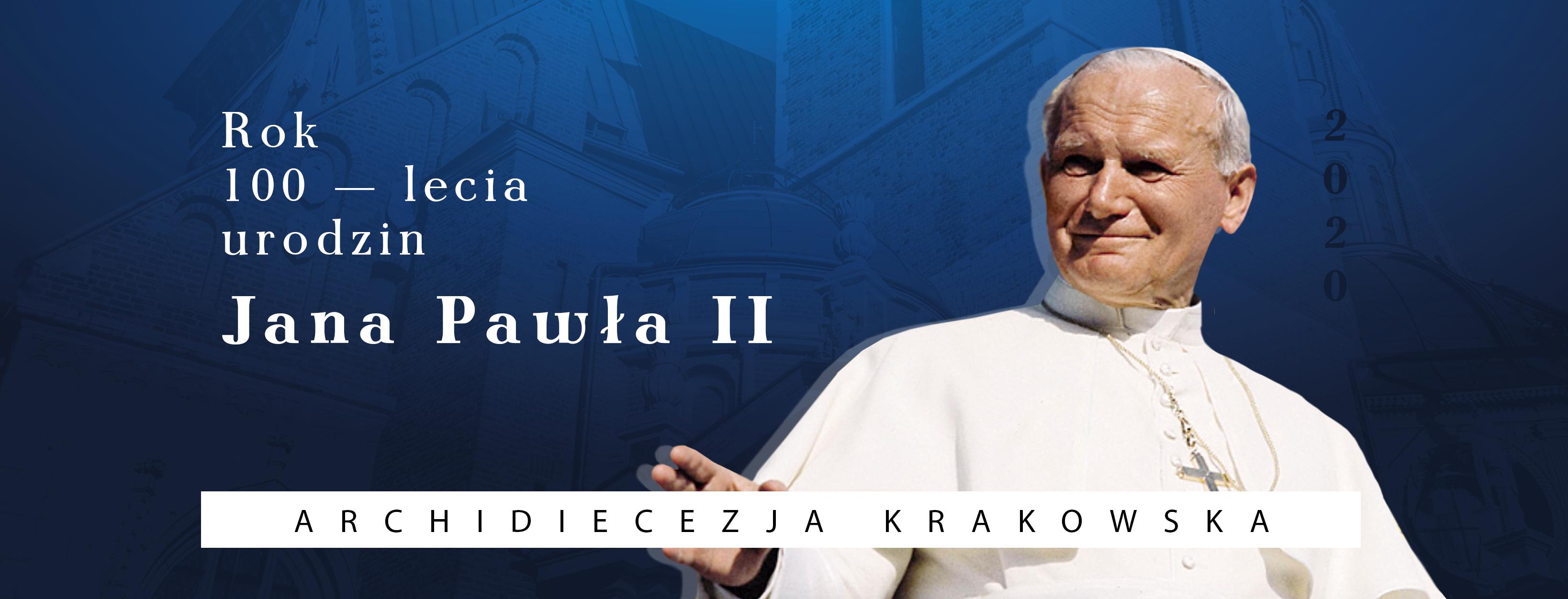 Sejm ustanowił rok 2020 Rokiem Świętego Jana Pawła II
